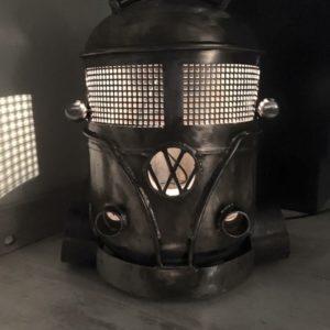 VW T1 bus lamp klein