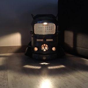 VW T2 bus groot lamp
